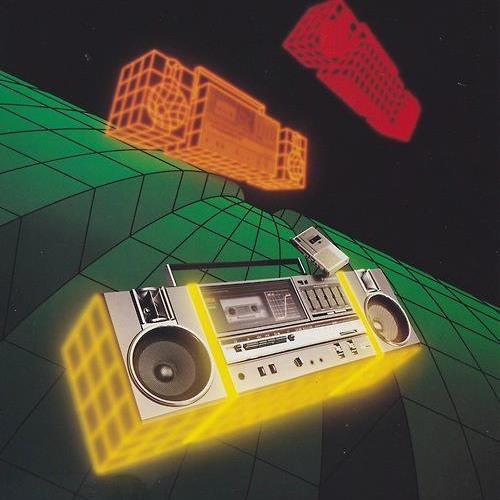 Metrodome - Mondo (Red Laser EP7)