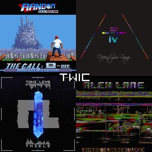 TWiC 058: Mega Ran, Toni Leys, _ensnare_, Alex Lane