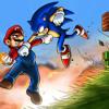 Super Mario Bros vs Sonic The Hedgehog [Dubstep Remix]