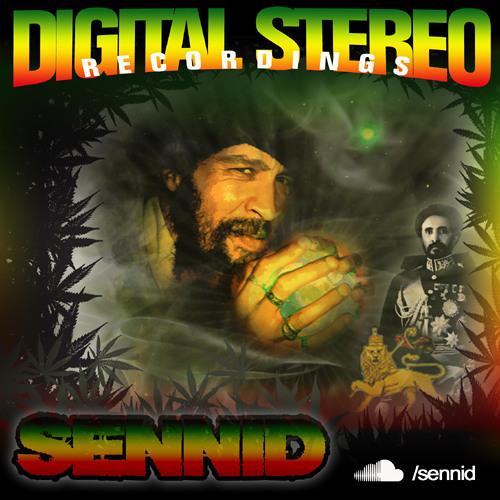 Sennid - Jah Live (Kutchie Refix) (D.S.R.)