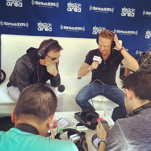UMF Radio 2014: Markus Schulz Talks About New World Punx w/ Ben Harvey