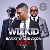 Download Wizkid - Roll It (Remix) ft. Akon & Banky-W Mp3