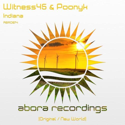 Witness45 & Poonyk - Indiana (New World Remix) [Abora] @ ASOT 662