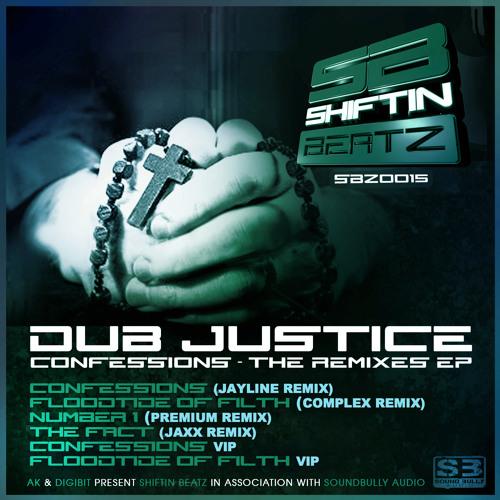 Dub Justice - The Fact (Jaxx Remix) - SBZ0015 Shiftin Beatz (Out Now!!!!)