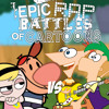 Phineas and Ferb vs Billy and Mandy. Epic Rap Battles of Cartoons 31
