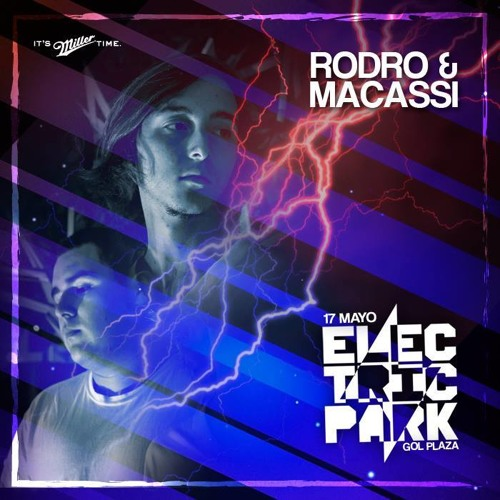 Electric Park Podcast 001 - Rodro & Macassi