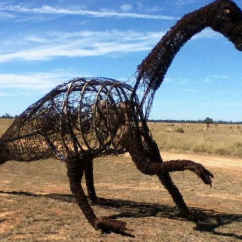 How big is a big dinosaur?