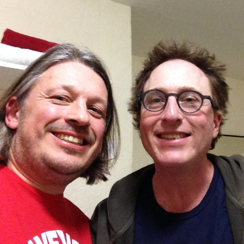 Richard Herring's Leicester Square Theatre Podcast - Episode 44 - Jon Ronson