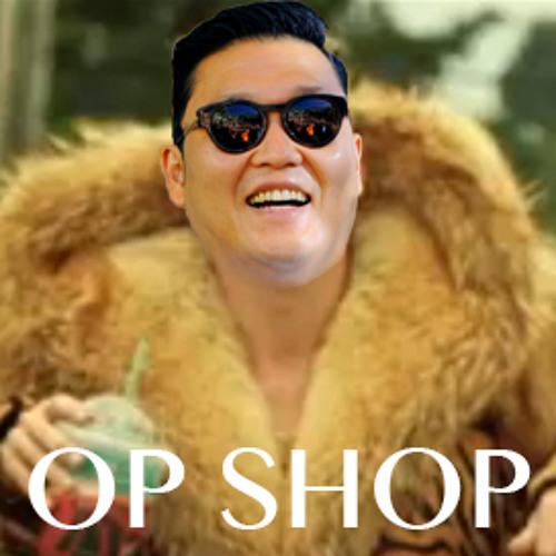 OP SHOP - THRIFT SHOP STYLE
