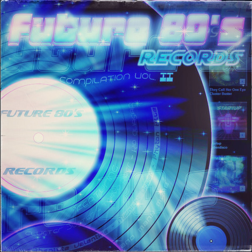 Android Automatic - Out Of My Head (Future 80's Compilation Vol. II)
