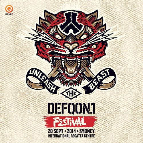 Defqon.1 Australia | Blue Mix | By The Strangerz