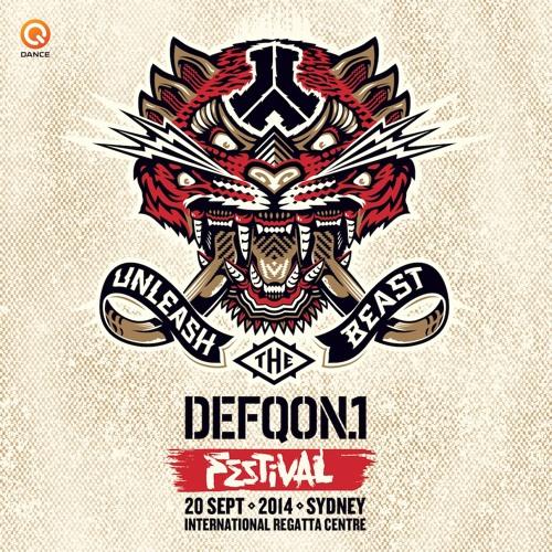 Defqon.1 Australia   Red Mix   By Dillytek