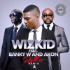WIzkid ft Akon &  Banky W - Roll It (Remix)