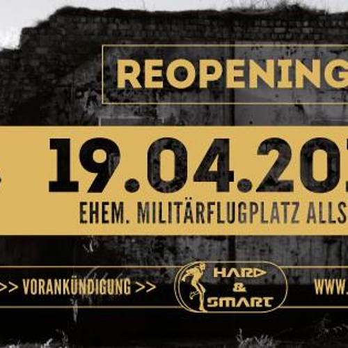 TBASS aka Minupren & Stormtrooper @ Flugplatz Allstedt 19.04.201