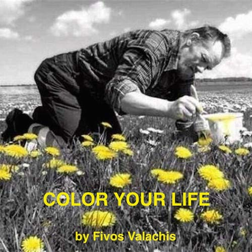 Color Your Life, Yellow - Piano Solo (7/8) - Dedicated to Michel Martineau.