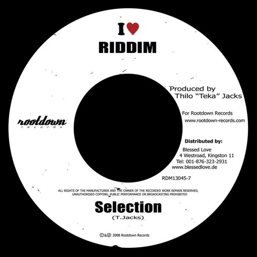 Need To Tell You This (iLove riddim 2008)