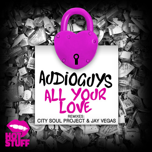 Audioguys - All Your Love (Original Mix)