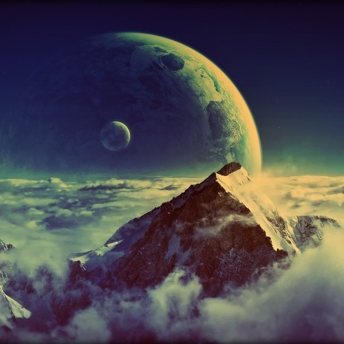 Lunar (Instrumental) __ SOLD __