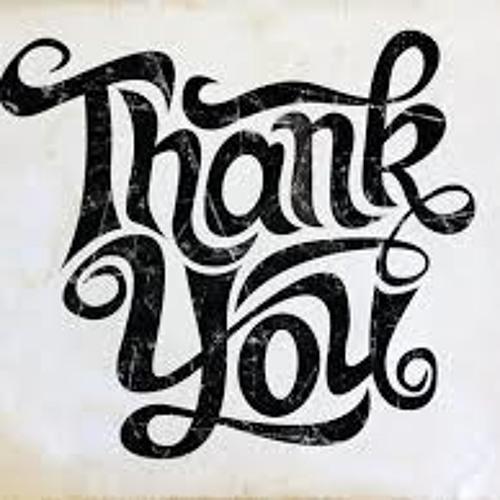 Thank you ft Hannah Christine (Prod By Slater)
