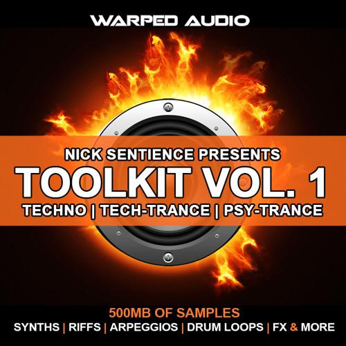 ToolKit Vol. 1 - Techno | Tech-Trance | Psy-Trance (Synth Arp Demo)