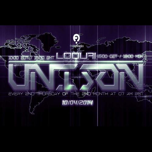 Unison 007 H/ by LoQuai at Frisky Radio 10/04/14