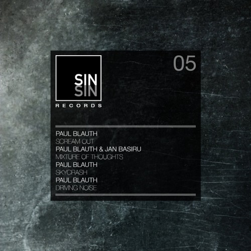 Paul Blauth - Driving Noise ( Original Mix ) Cut