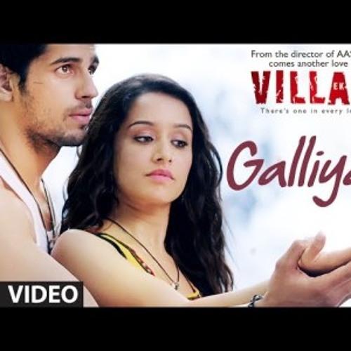 Galliyan - Ek Villan (Complete Song) Chords - Chordify