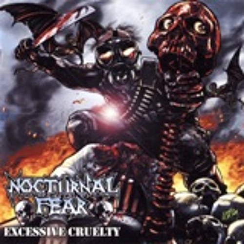 NOCTURNAL FEAR - I Am War