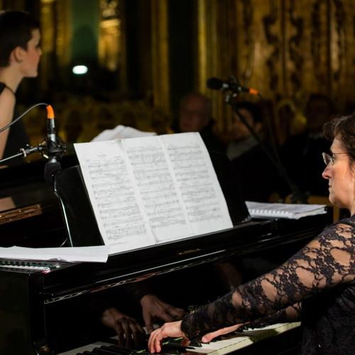 C.Debussy - Claire de Lune (da Fetes Galantes I ) - rec. March 2014