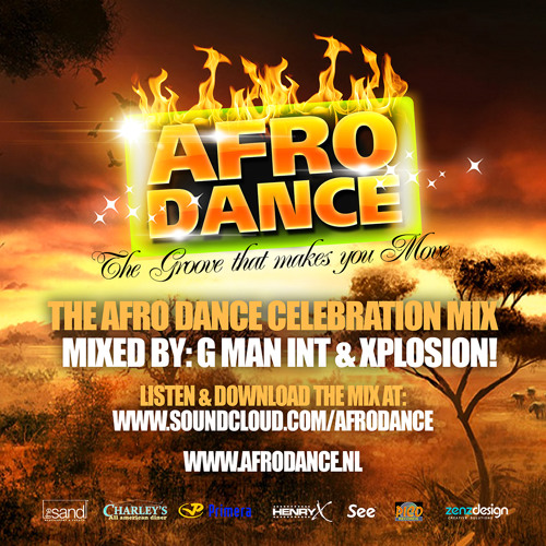 AFRO DANCE Celebrates Mix 31-05-14 Mixed By Dj G-Man Int & Xplosion