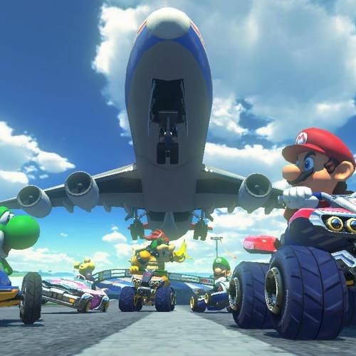 Mario Kart 8 OST: Sunshine Airport