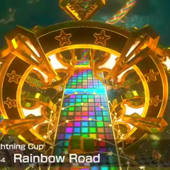 Mario Kart 8 OST: N64 Rainbow Road