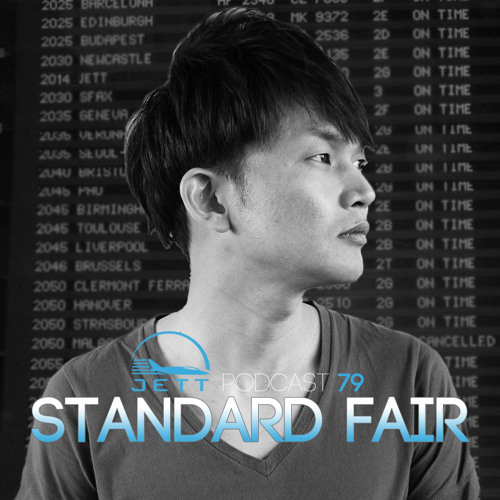JETT Records Radioshow #79 Feat. STANDARD FAIR