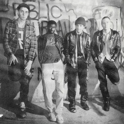 Public Disturbance Live at CBGB's 1984