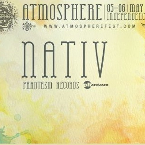 NATIV  - atmosphere festival 05-06 may 2014
