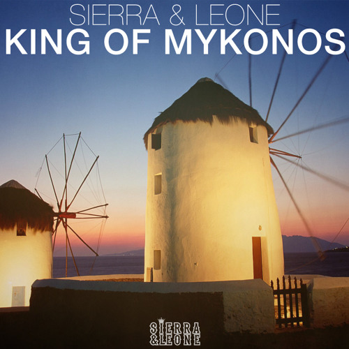 King Of Mykonos  [Out Now On PlanetWorks]