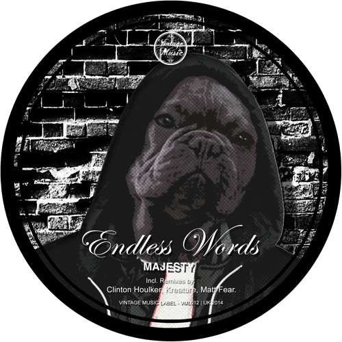 Majesty - Endless Words (Kreature Remix) [CLIP]