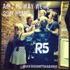 Ain't No Way We're Goin' Home -R5 (Live In London)