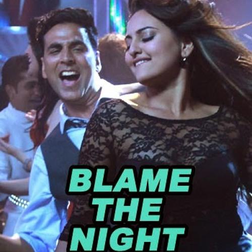 Blame The Night - Aditi Singh Sharma & Arijit Singh - Holiday  - Karaoke Filtered