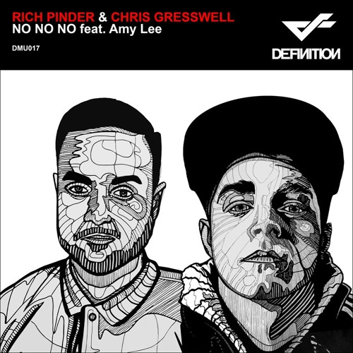 [DMU017] Rich Pinder & Chris Gresswell - No No No feat. Amy Lee