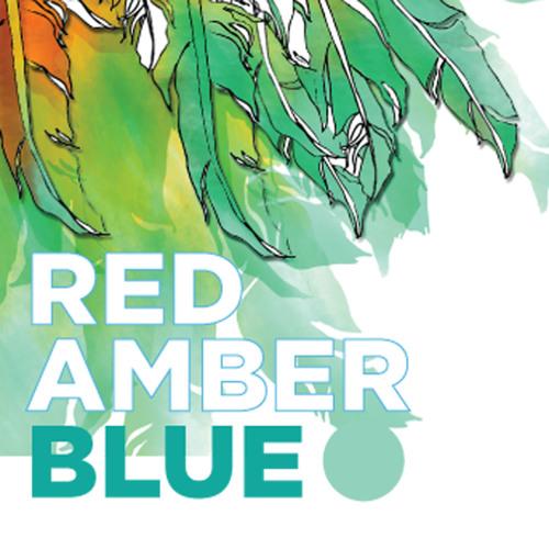 Mark Burgess - Red Amber BLUE