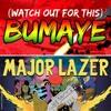 Major Lazer, Bruno Mars, Tyga - Watch Out Bubble Butt (Alesso Mashup)(Tim Tasion Re - Mash)