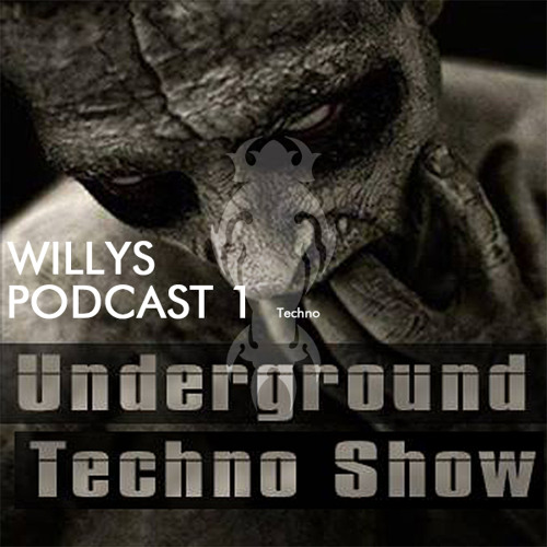 Dj Willys - K1 Résistance Crew - Podcast 1 For Underground Techno Show - long version