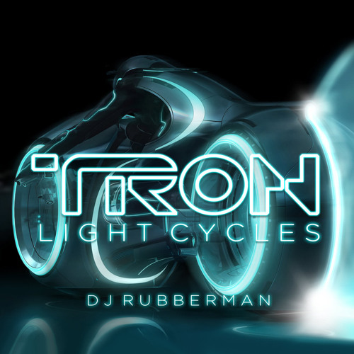 TRON - Light Cycles (video link in track info)