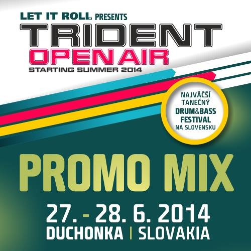 LiR presents Trident open air festival // Promo mix // DJ D-TOX \\