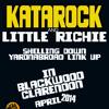 KATAROCK N LITTLE RICHIE@YARDANDABROAD LINK UP APRIL2K14