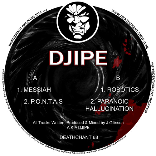 DEATHCHANT 68 - DJIPE