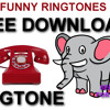 Elephant Trumpet Ringtone FREE to download and use on your PHONE