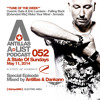 Antillas & Dankann A-LIST Podcast 052 (May 11, 2014 A State Of Sundays - Sirius XM)