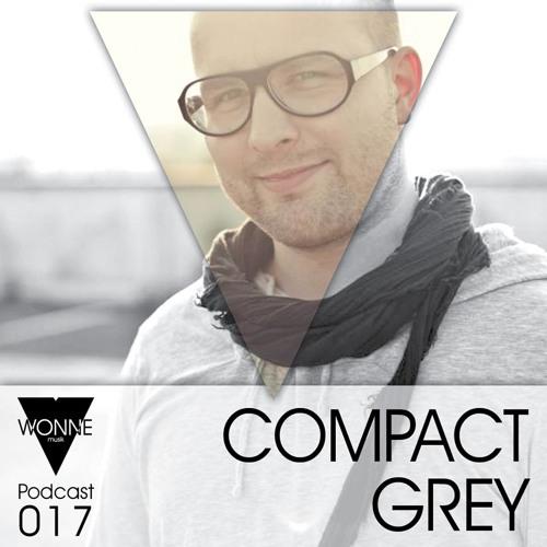 WONNEmusik - Podcast 017 - Compact Grey